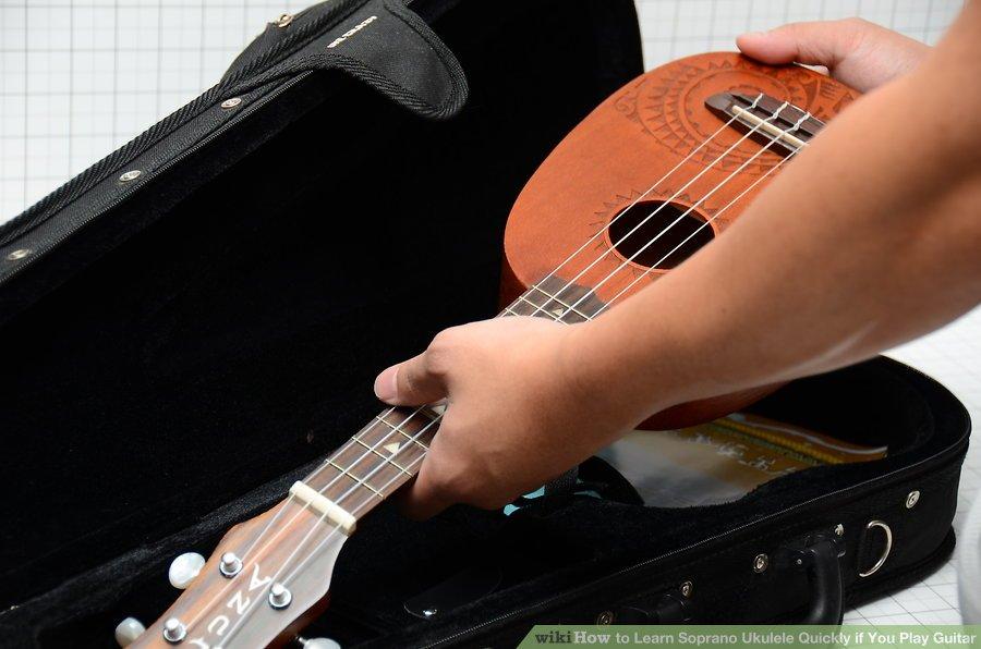 Làm sao để học chơi đàn Ukulele Soprano một cách nhanh chóng