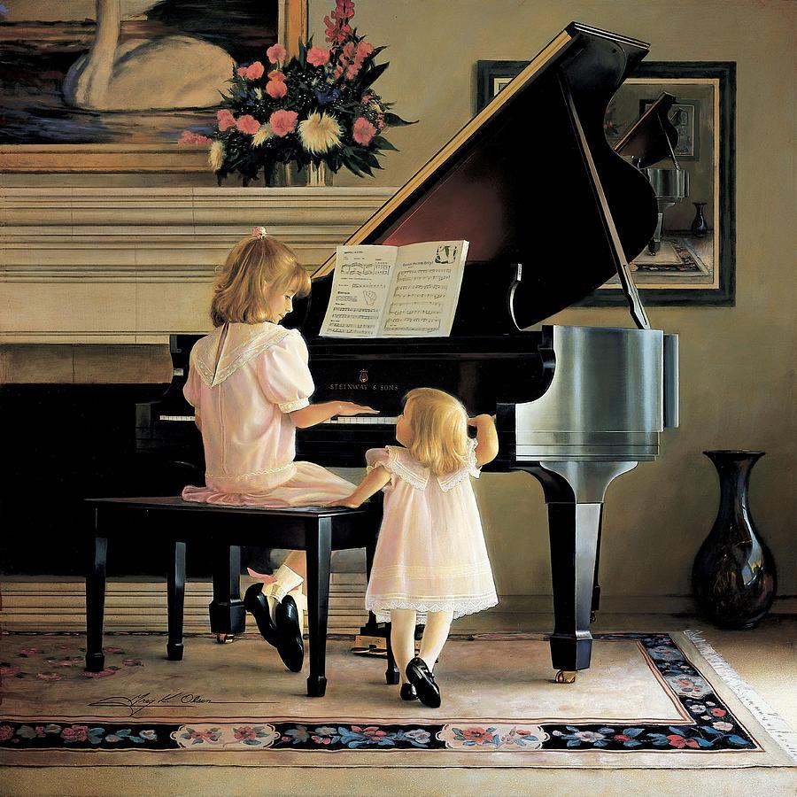 học đàn piano giúp con thông minh hơn