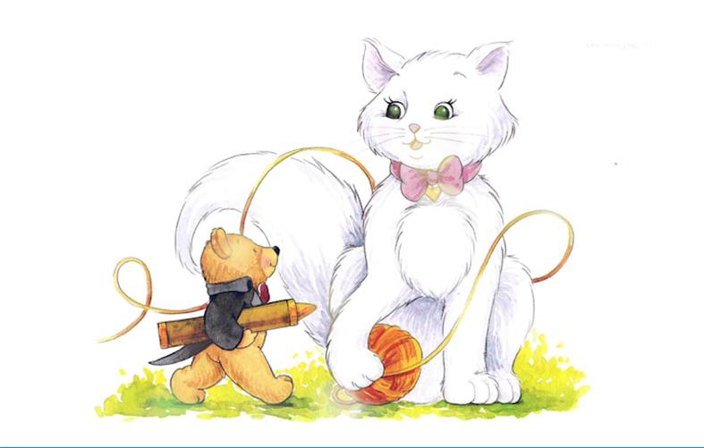 Cô mèo thanh lịch Clara Schumann