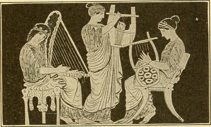 âm nhạc cổ xưa