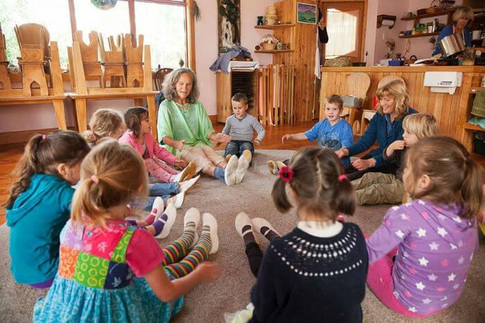 Âm nhạc trong trường mầm non theo phương pháp giáo dục sớm Steiner