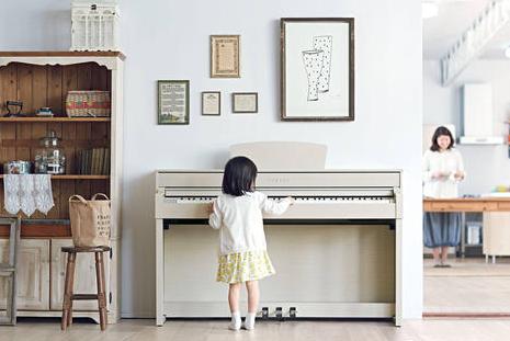 Độ tuổi tốt nhất để cho con học piano