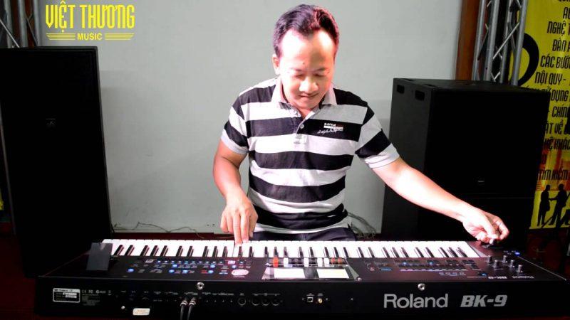 chơi vọng cổ bàn đàn organ