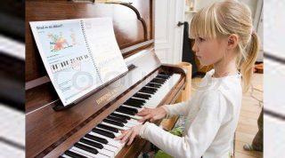 kỹ thuật học đàn piano