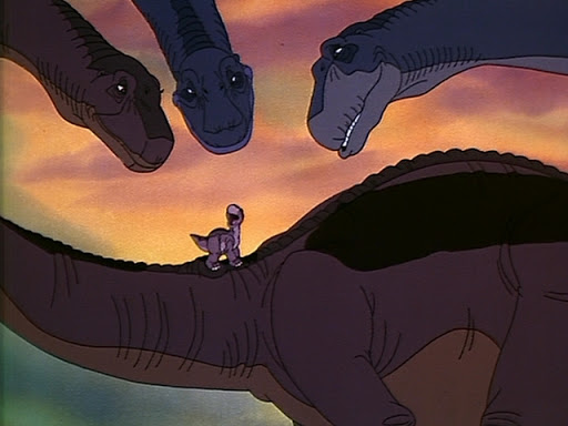 phim the land before time