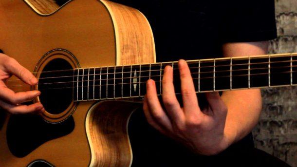 Cách chơi điệu Boston khi đánh guitar