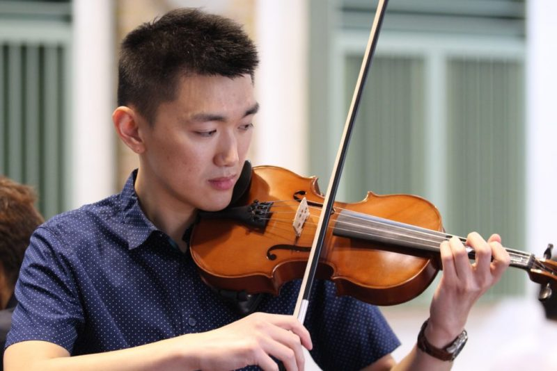 tài liệu học đàn violin hiệu quả