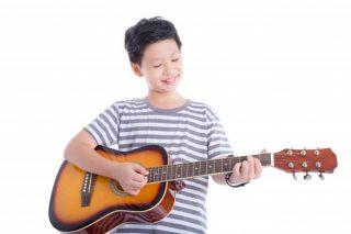 phương pháp học guitar nào tốt cho bé?