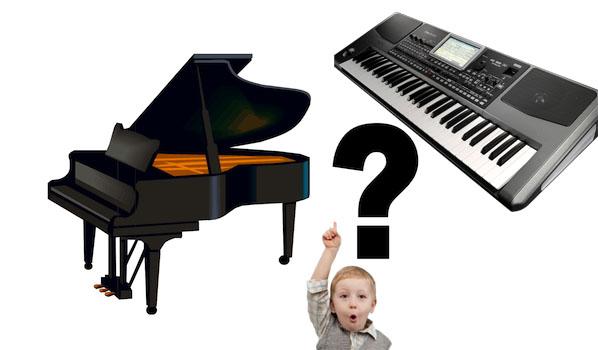 Người lớn nên chọn loại nhạc cụ nào để học? Piano hay Organ?