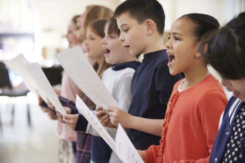 Các hoạt động giáo dục âm nhạc cho trẻ mầm non
