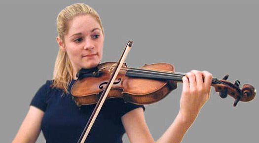học đàn violin