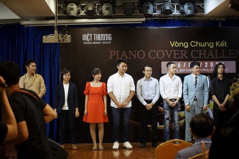 PIANO COVER CHALLENGE 2020