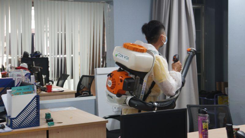 học sinh an tâm theo học tại Việt Thương Music dù dịch bệnh Covid-19