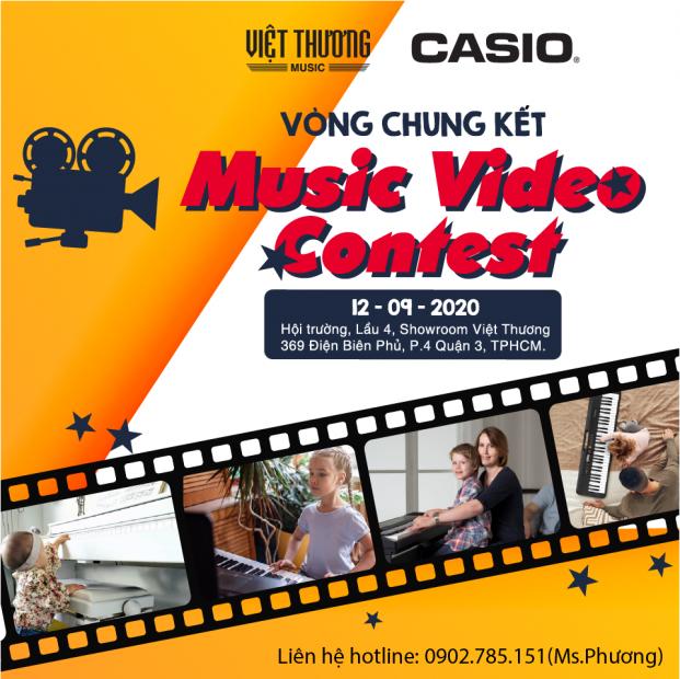 vòng thi chung kết cuộc thi diễn ra vào ngày 12-09-2020