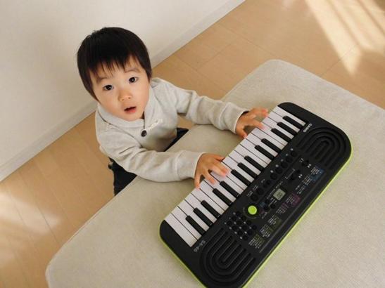 Một số ca khúc đệm đàn organ cho bé