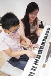 dạy học piano tại Việt Thương Music