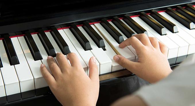 học đàn piano độc tấu