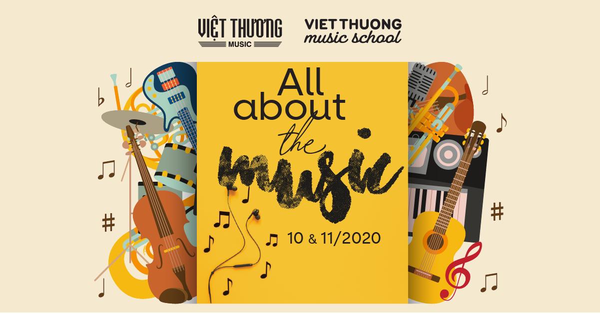 showcase tháng 10 tháng 11 việt thương music school