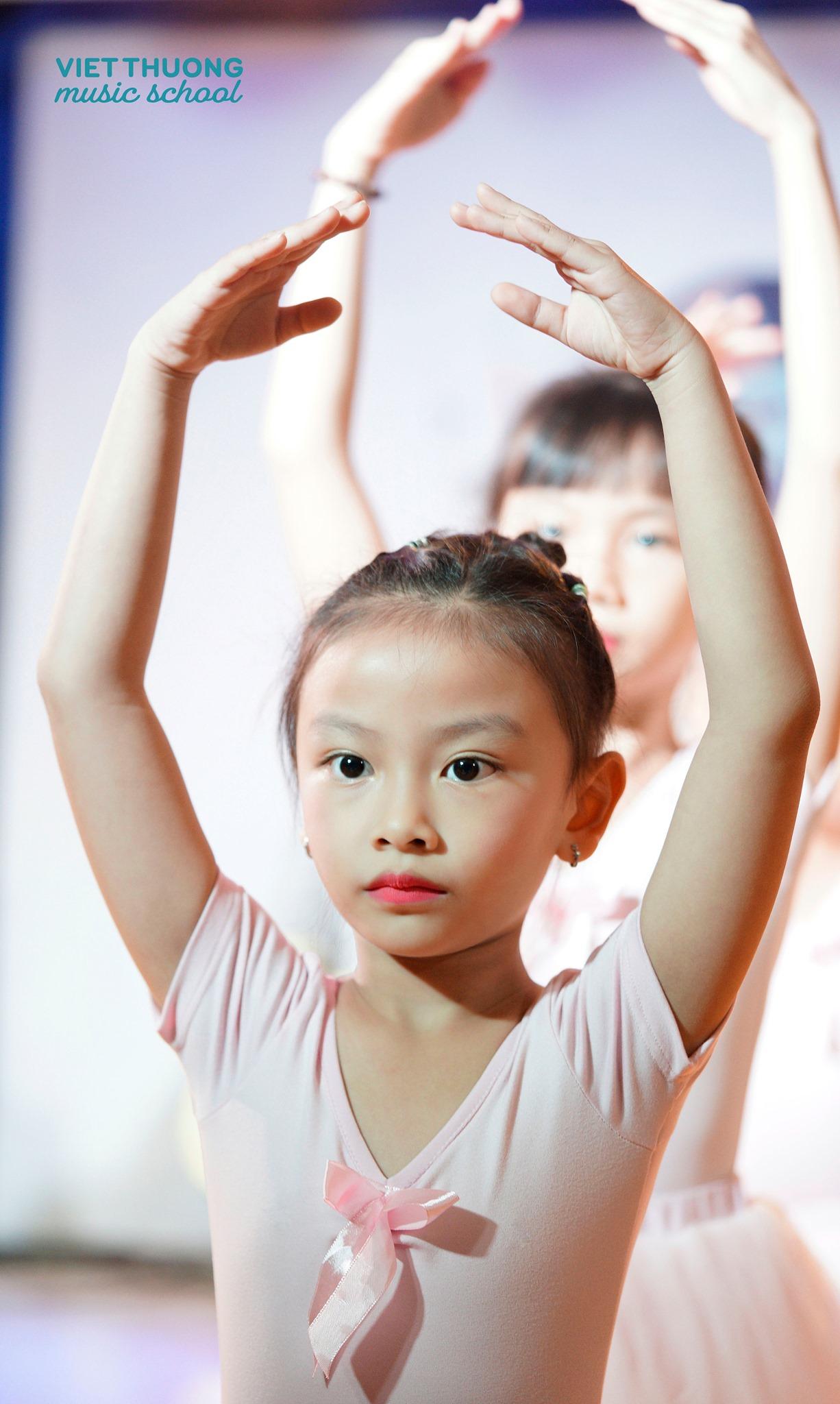 Ballet – môn nghệ thuật hoàn thiện nhân cách của trẻ