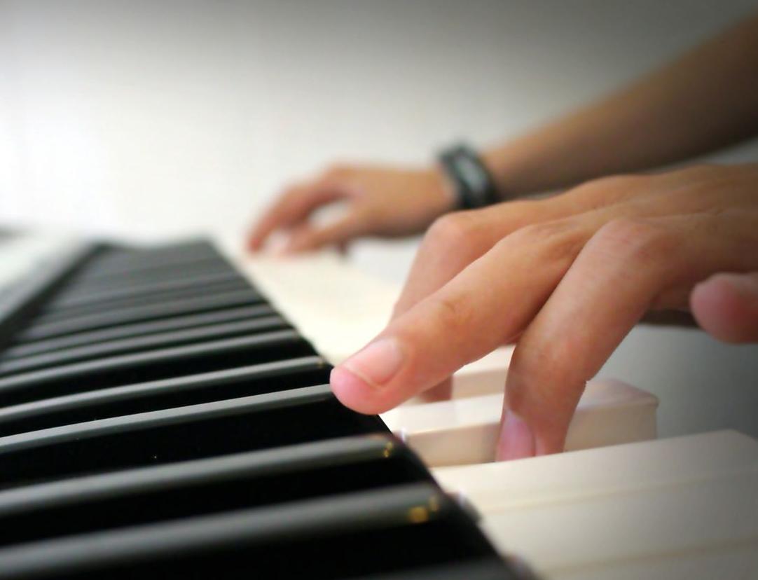 cẩm nang học đàn organ