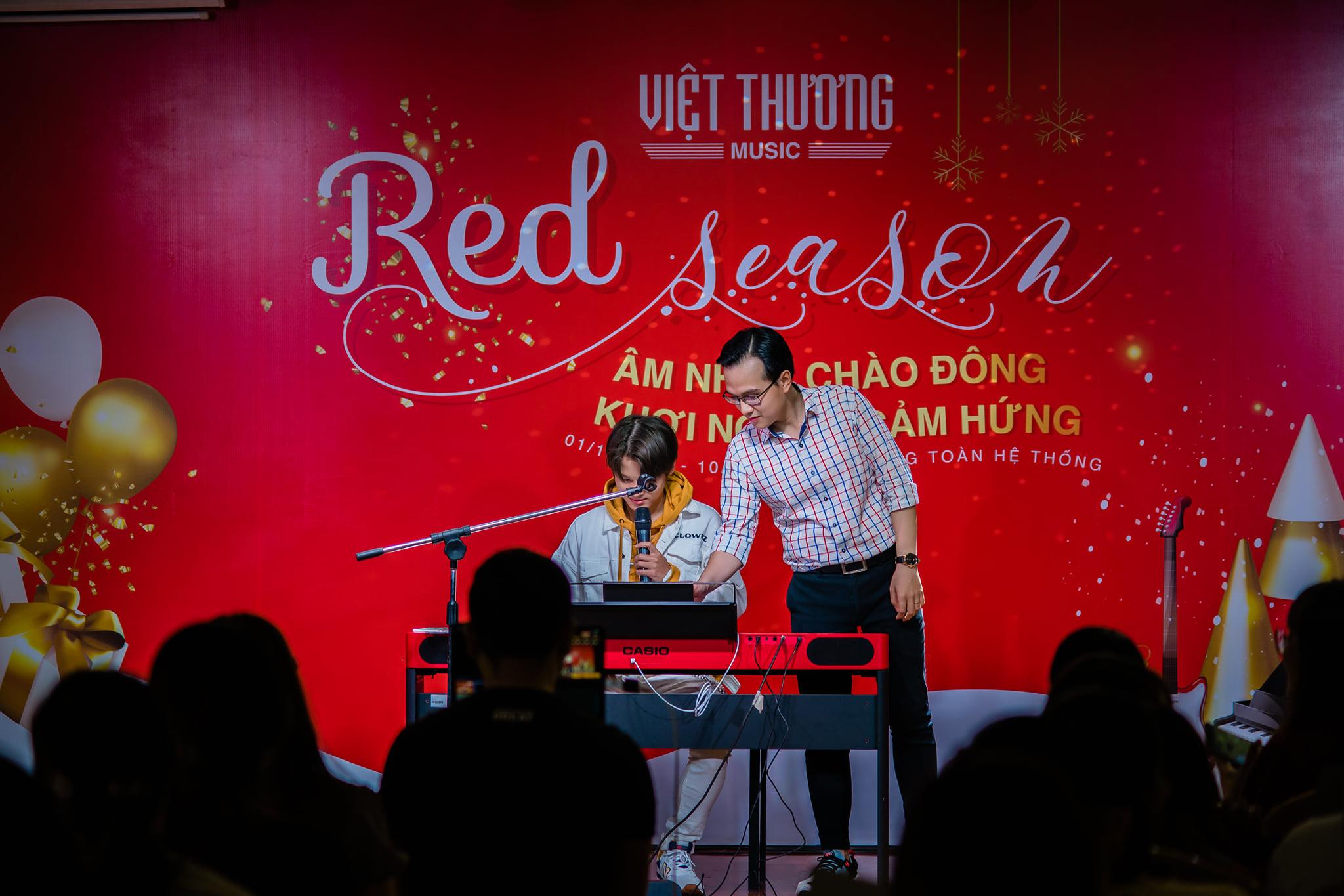 Sự kiện Casio Music Show 2020 cùng Thái Ngân và Lala Band ấn tượng với người nghe