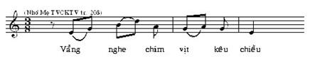 Cách xử lý thanh điệu khi hát tiếng Việt