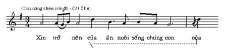 Cách xử lý thanh điệu khi hát tiếng Việt 3