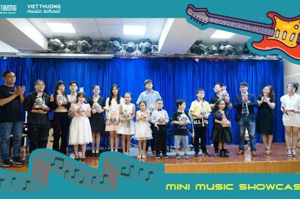 Chuỗi sự kiện Mini Showcase diễn ra tại chi nhánh 386 CMT8