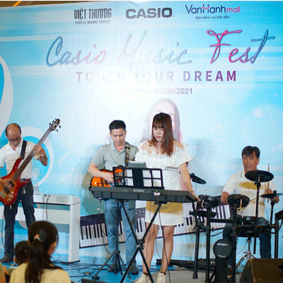 Casio Music Fest: Touch Your Dream