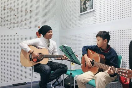 Chương trình học thử miễn phí tại trường nhạc Việt Thương