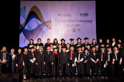 Lễ trao Chứng chỉ âm nhạc quốc tế LCM (London College of Music Examinations) 2017