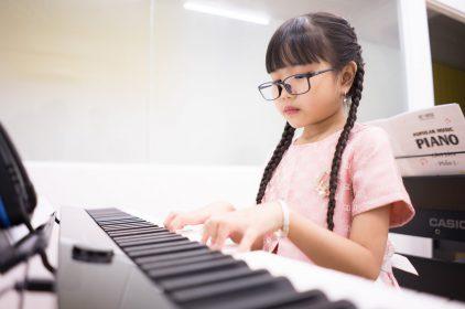 Học cảm thụ âm nhạc cho bé: Nhiều lợi ích khi học tại Việt Thương Music