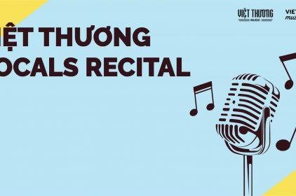 Việt Thương Vocals Recital