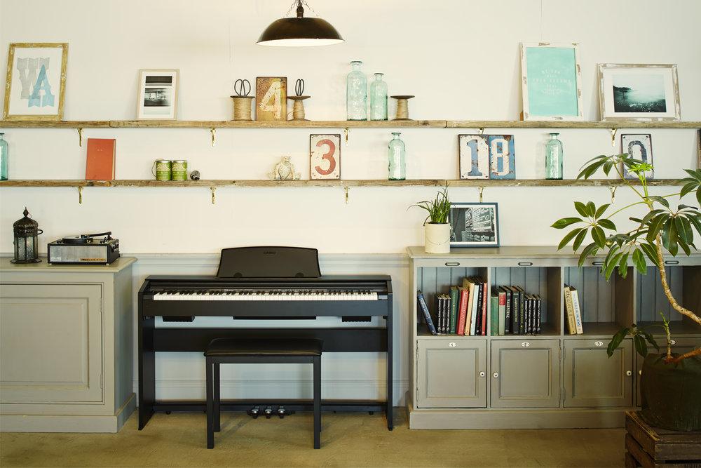 Đánh giá chi tiết về đàn piano Casio PX-770 1