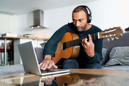 Học nhạc giải trí mùa dịch – Biện pháp cực hữu ích